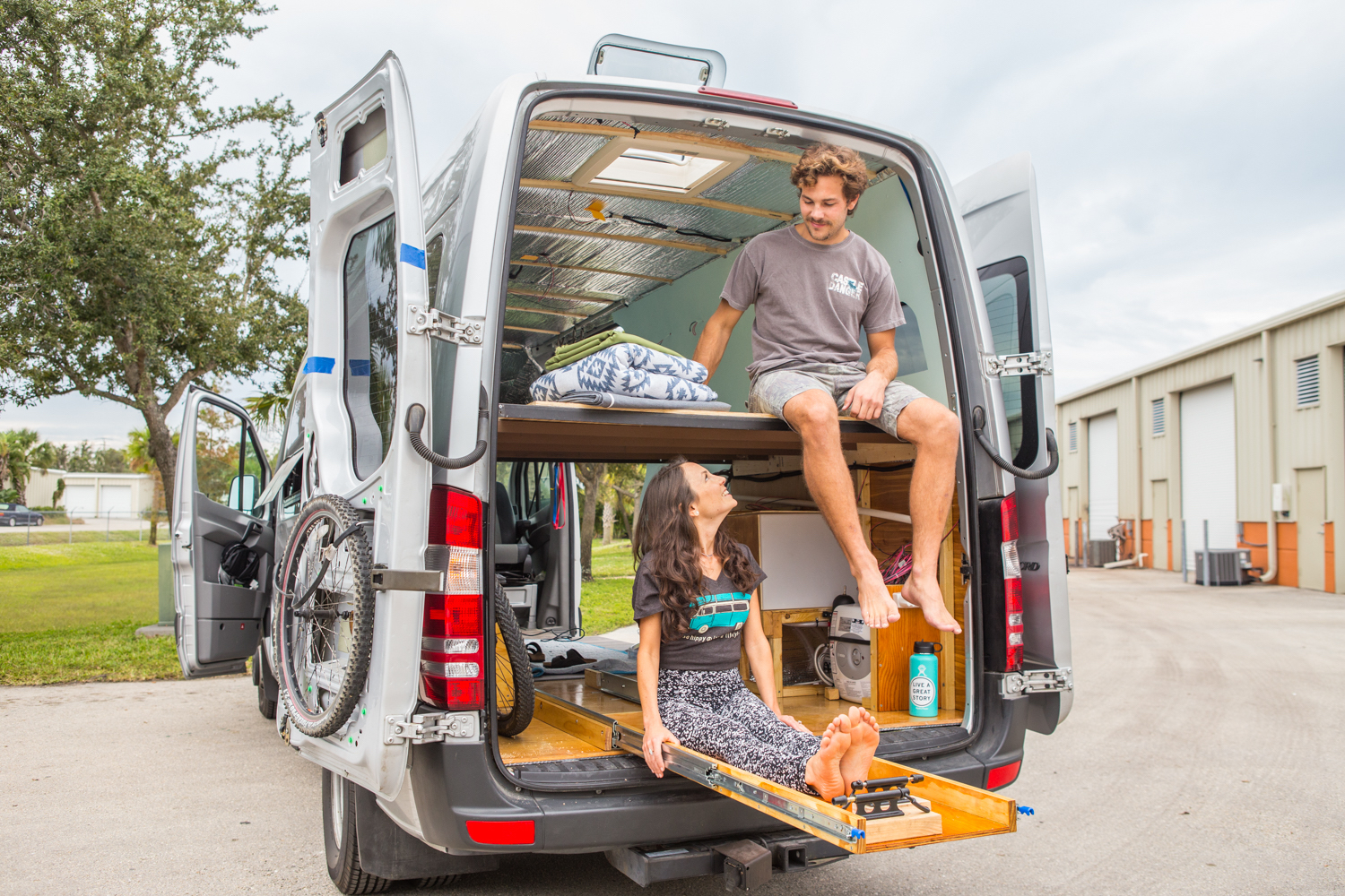 7 Ways We're Upgrading Our Vanlife