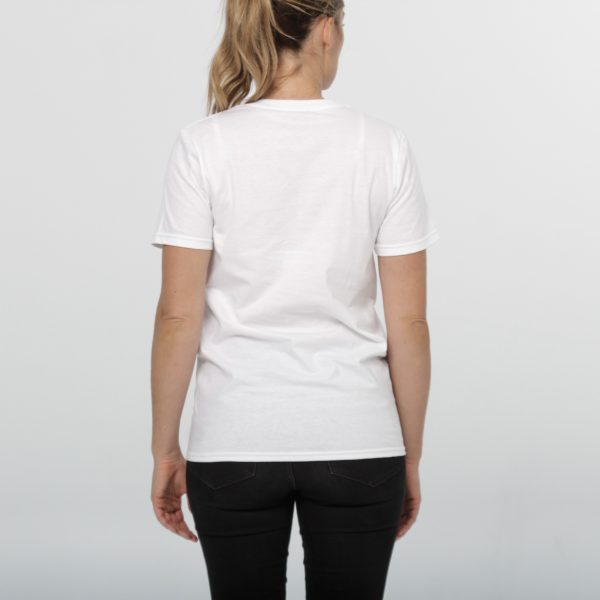 Don't come knocking Tee - Classic White - by Out of The